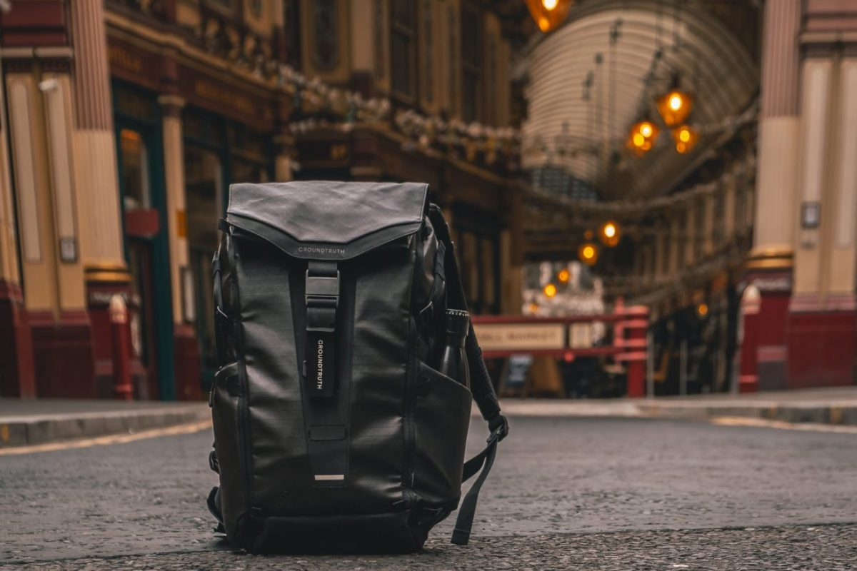 GROUNDTRUTH RIKR Range BACKPACK Review