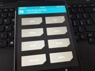 Xiaomi Mi Pad 3: cambiare il firmware per ottenere la lingua italiana 11
