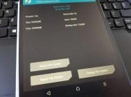 Xiaomi Mi Pad 3: cambiare il firmware per ottenere la lingua italiana 22