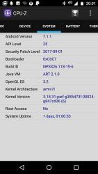Motorola Moto Z2 Play 4