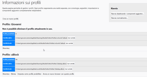 Firefox 57 e SessionStoreBackup, cosa c'è da sapere 3
