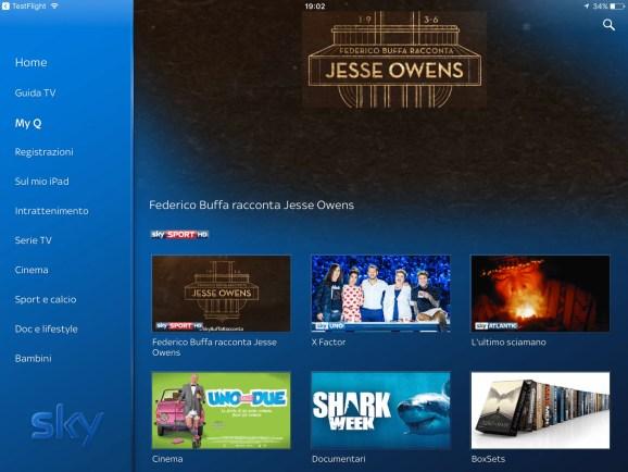 Sky Q: il futuro della fruizione dei contenuti TV 1