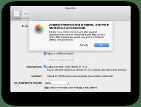 macOS: unire più librerie fotografiche 5