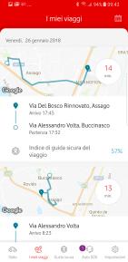 V-Auto by Vodafone: la porta OBD comunica con lo smartphone 10
