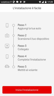 V-Auto by Vodafone: la porta OBD comunica con lo smartphone 1