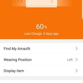 Amazfit Arc, l'eleganza che manca al Mi Band 2 9