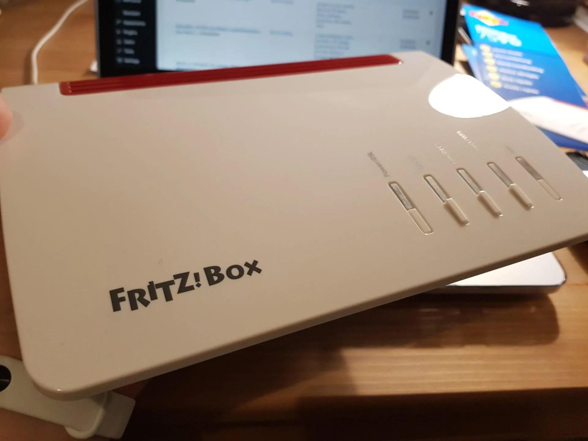 AVM FRITZ!Box 7590: addio al passato 3