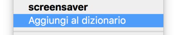 L'italiano non è un optional, ti presento FIREFOX:DICT 3