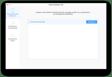 EaseUS MobiSaver recupera i dati dei tuoi dispositivi iOS 2