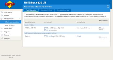 AVM FRITZ!Box 6820 LTE: la connessione via SIM a portata di FRITZ!OS 18