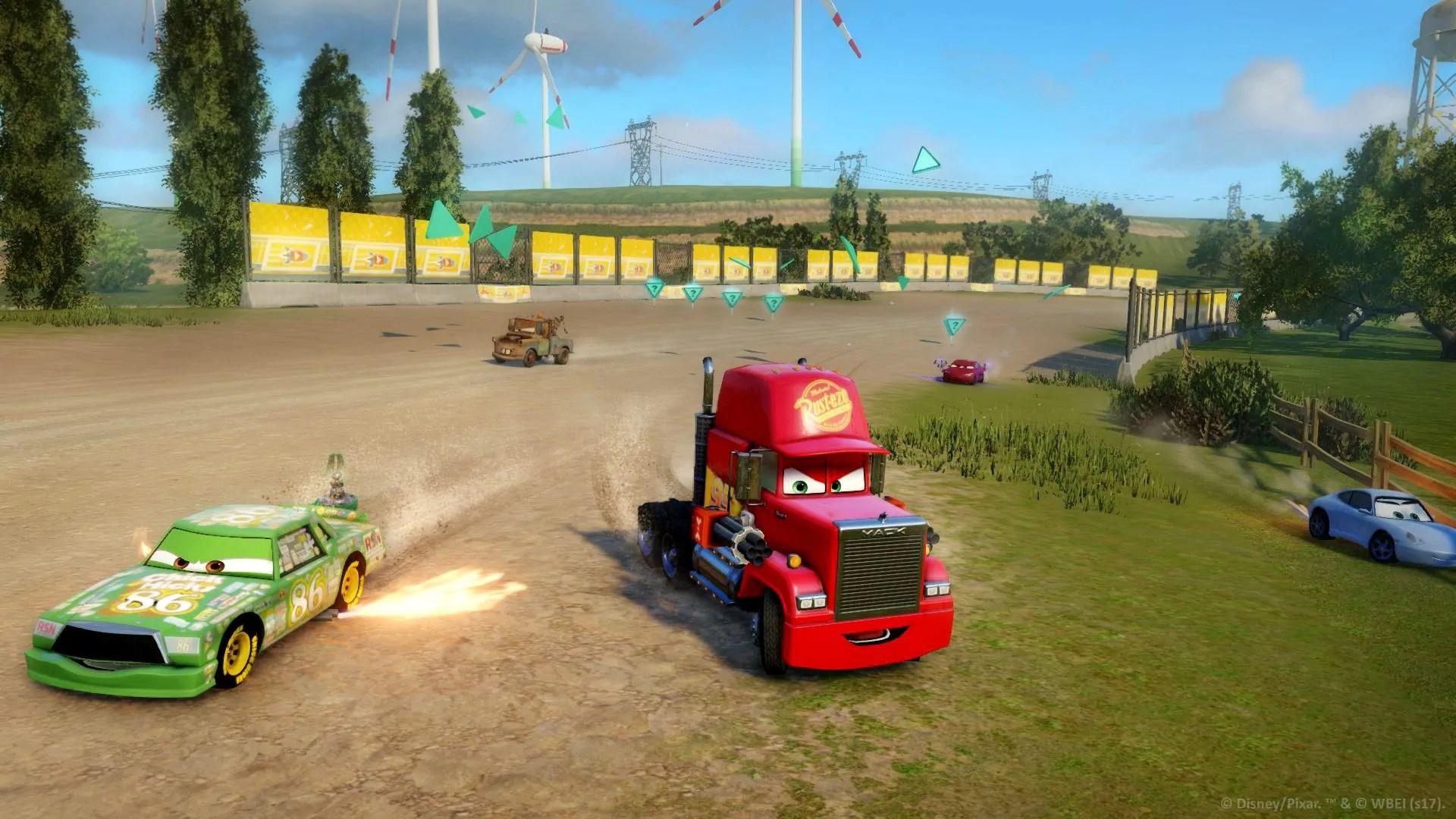 Cars 3: In gara per la vittoria, tutti in pista! 6