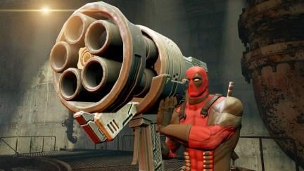 Deadpool (Xbox 360) 1