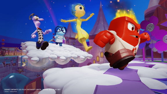 Disney Infinity 3.0: Inside Out Play Set 1