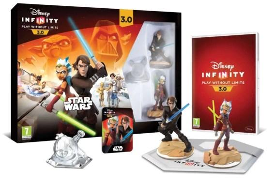 Disney Infinity 3.0: Star Wars Starter Pack (Il Crepuscolo della Repubblica) 1