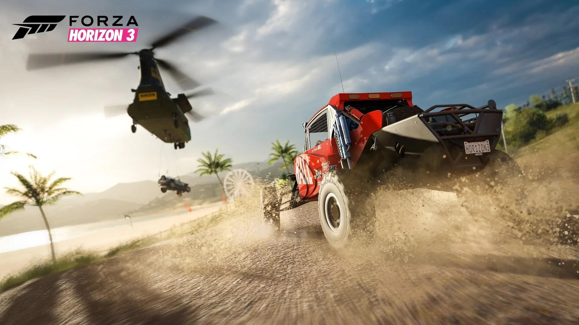 Forza Horizon 3: benvenuti in Australia! 1