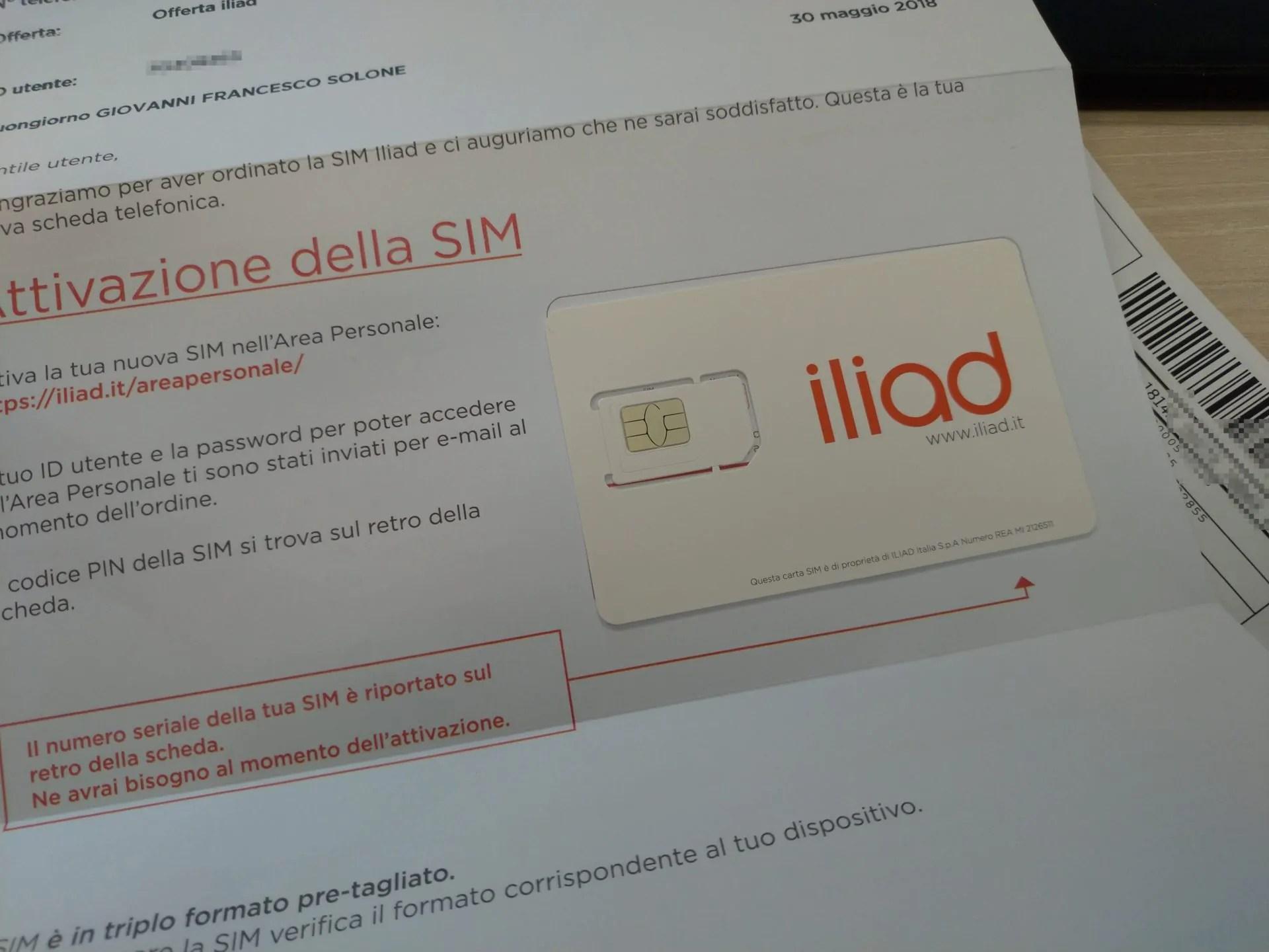 Iliad è arrivata in Italia, non senza problemi 7
