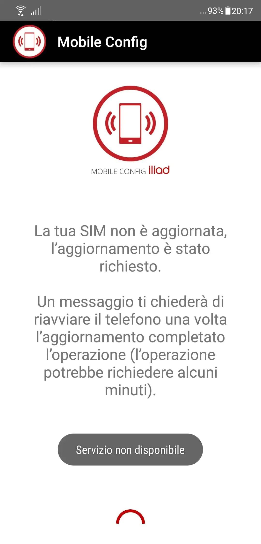 Iliad è arrivata in Italia, non senza problemi 8