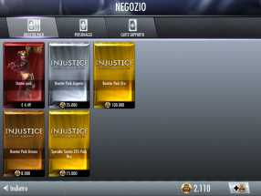 Injustice: Gods Among Us (iOS) 3