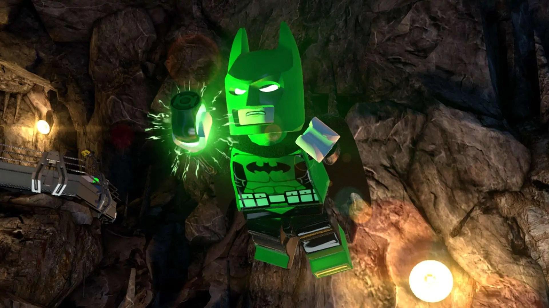 LEGO Batman 3: Gotham e oltre, il giustiziere mascherato è tornato! 1
