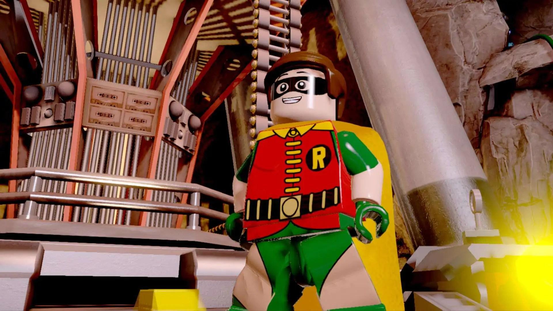 LEGO Batman 3: Gotham e oltre, il giustiziere mascherato è tornato! 7