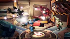 Marvel Battlegrounds: botte da orbi su Disney Infinity 3.0 17
