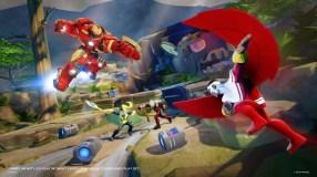Marvel Battlegrounds: botte da orbi su Disney Infinity 3.0 20