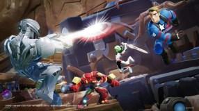 Marvel Battlegrounds: botte da orbi su Disney Infinity 3.0 23