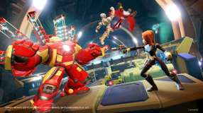 Marvel Battlegrounds: botte da orbi su Disney Infinity 3.0 21