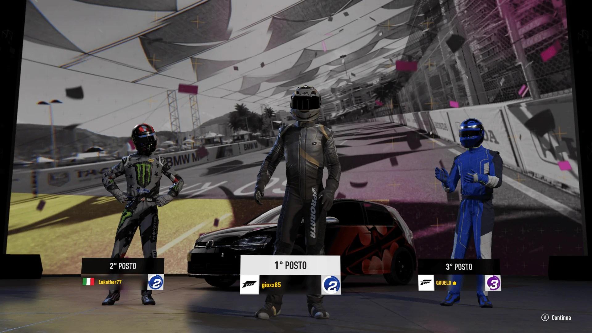 Sali a bordo del nuovo Forza Motorsport 7 1