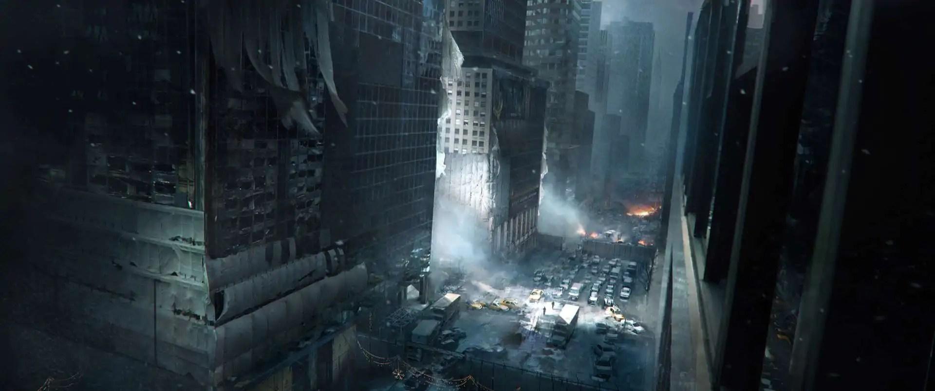 Tom Clancy's The Division: somme al termine della beta 7