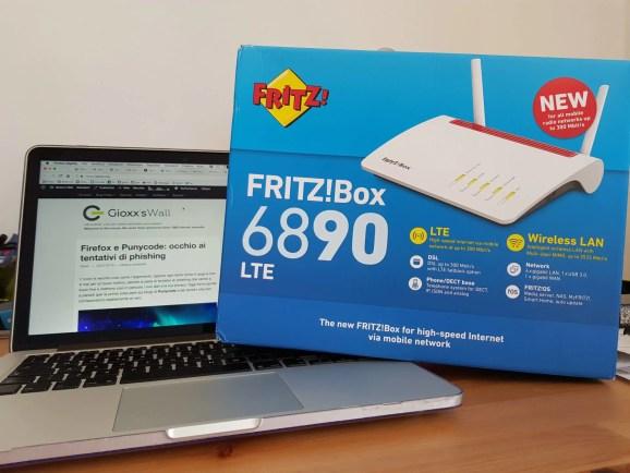 AVM FRITZ!Box 6890 LTE: quel 7590 col tocco in più 3