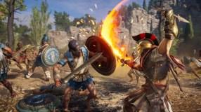 Assassin's Creed Odyssey ci porta nelle battaglie tra Sparta e Atene 13