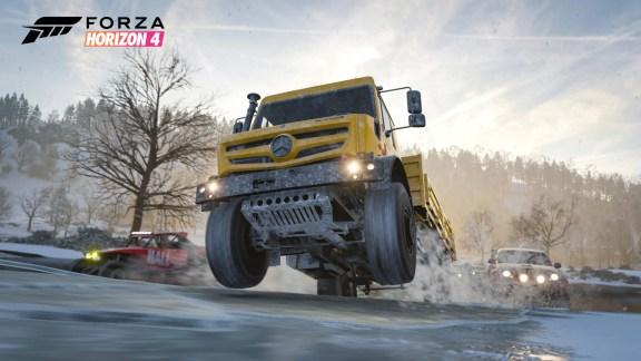 Forza Horizon 4 ti catapulta nelle 4 stagioni inglesi 22