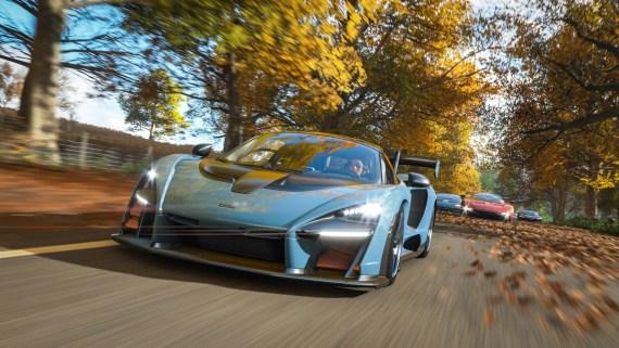 Forza Horizon 4 ti catapulta nelle 4 stagioni inglesi