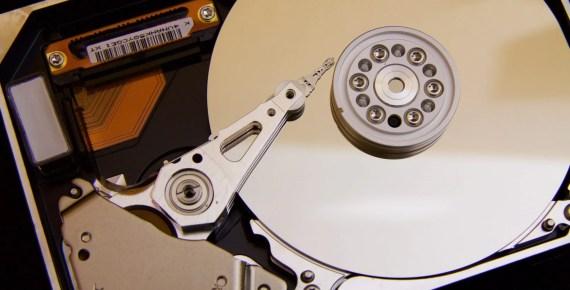 HDD - Hard Disk, Spazio disco