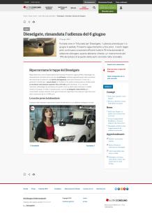 Dieselgate Volkswagen: il 2018 si conclude senza troppe novità 1