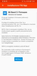 Xiaomi Mi Band 3 NFC: traduzione italiana 9