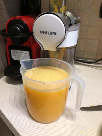 Philips Masticating Microjuicer HR1894 8
