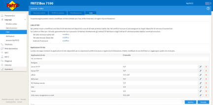 FRITZ!OS: Parental Control e configurazione ad-hoc dei filtri 4
