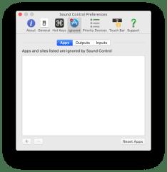 Gestire le sorgenti audio su macOS 8