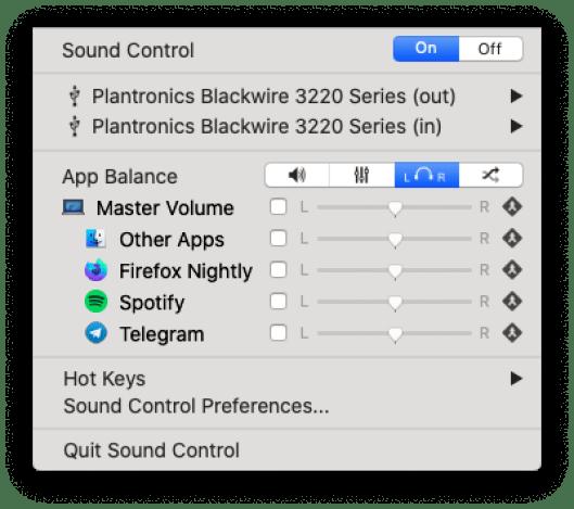Gestire le sorgenti audio su macOS 4