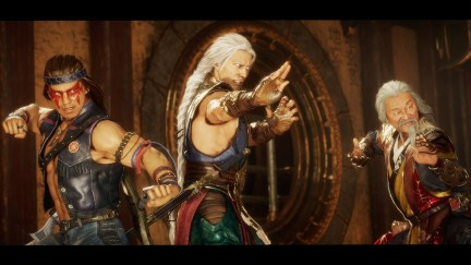 Mortal Kombat 11: Aftermath 1
