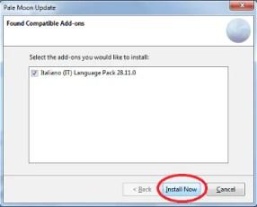 Le estensioni legacy di Firefox non funzionano più su Pale Moon, come rimediare? 8