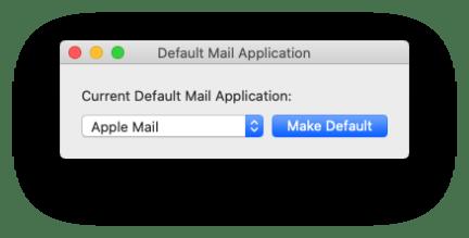 Outlook per Mac: come lo rendo predefinito senza passare da Mail? 1