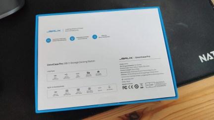 JSAUX OmniCase Pro: USB-C Storage Docking Station 9