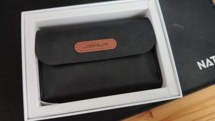 JSAUX OmniCase Pro: USB-C Storage Docking Station 10