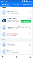 4 settimane per 4 app: Truecaller 1