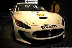 Maserati Gran Turismo: competizione
