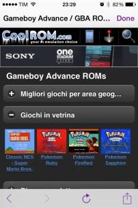 iOS e Nintendo: GBA4iOS e NDS4iOS portano le cartucce Nintendo sul tuo telefono o tablet 12