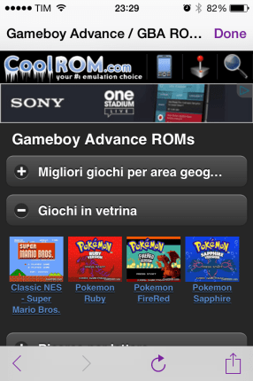 iOS e Nintendo: GBA4iOS e NDS4iOS portano le cartucce Nintendo sul tuo telefono o tablet 7